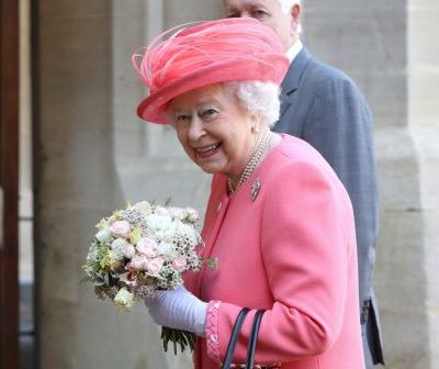 The Queen, 92-Year-Old Icon, Celebrates the Royal Baby's Birth With a Casual Horseback Ride