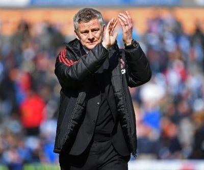 Van Persie tells United to give 'fair chance' to Solskjaer