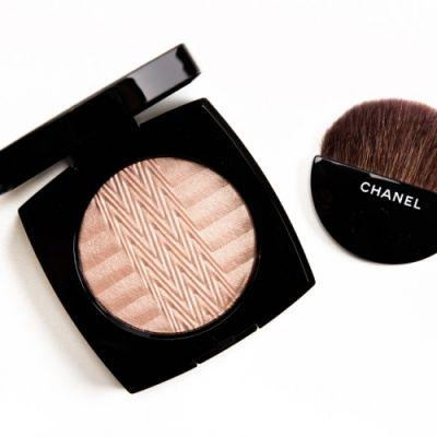 Top Dupes for Chanel Plisse Lumiere de Chanel Highlighting Powder