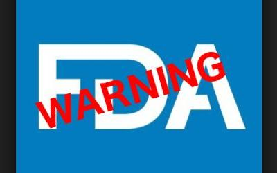 Seafood facility, acidified food processor warned by FDA