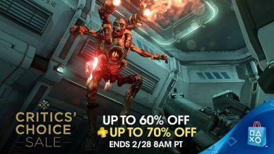 Critics' Choice Sale: Save Up to 60%