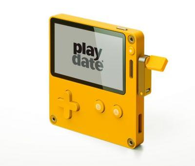 Panic's Playmate is a pint-sized gaming machine with a 'season' of 12 intriguing titles