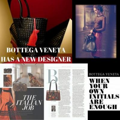 Bottega Veneta Has a New Designer