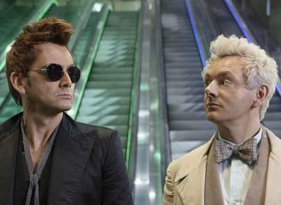 Confused Christian group petitions Netflix to cancel Amazon's Good Omens