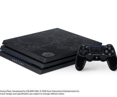 Limited Edition Kingdom Hearts III PS4 Pro Bundle Launches January 29