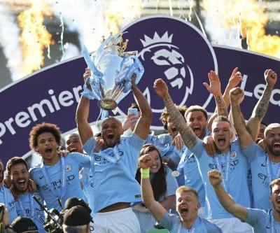 Manchester City seals Premier League championship repeat on final day