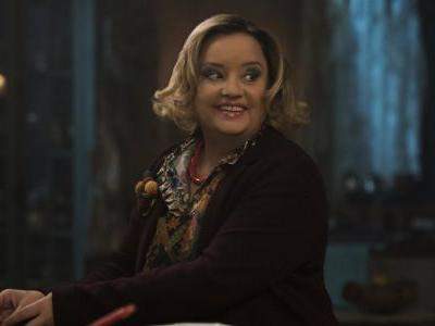 Chilling Adventures of Sabrina Clip Reveals the Dark Side of Aunt Hilda