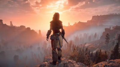 Horizon Zero Dawn's launch trailer is a spectacle to behold