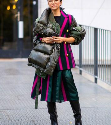 How to Style Your Favorite Puffy Coat Without Looking Like the Michelin Man