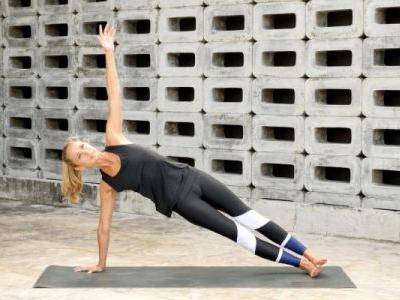 7 Yoga Poses For Cyclists & Spinners