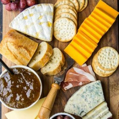 The Ultimate Cheese Board