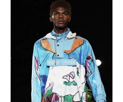 Pyer Moss Examines the Current African-American Landscape in SS19 Collection