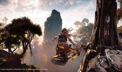 "Horizon Zero Dawn Doesn't Have Random Lightning Strikes Because ""It Just Felt Unfair"""