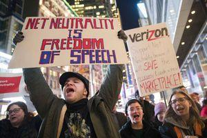 Net neutrality rules expected to be overturned today