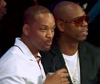 Dave Chappelle gave Will Smith some stand-up tips