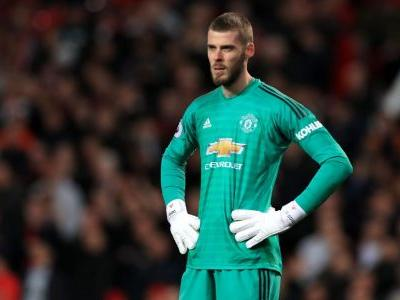 De Gea's 4/10 performance sees Manchester United suffer derby defeat vs. City