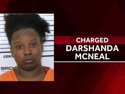 Iowa woman accused of threatening 2-year-old child
