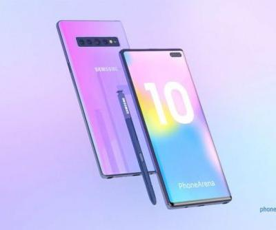 Samsung Galaxy Note 10 concept renders looks fantastic