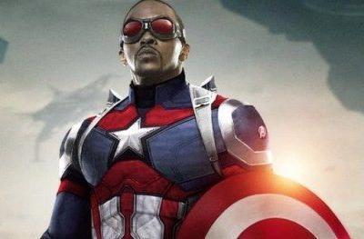Avengers After Endgame: The Falcon Becomes Captain America in