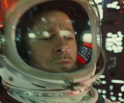 Brad Pitt blasts into outer space for 'Ad Astra' trailer
