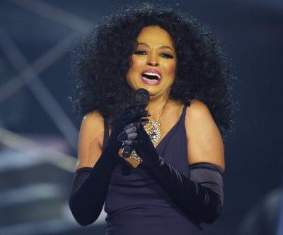 Get ready to see a lot of Diana Ross this holiday season