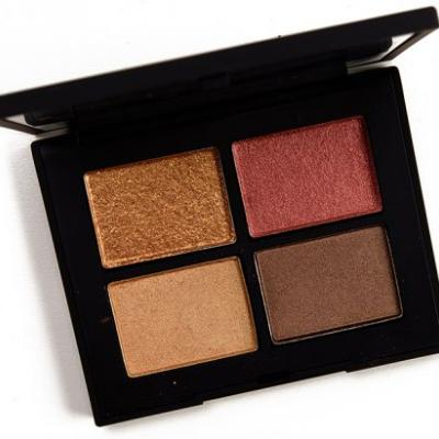 NARS Bayadere Eyeshadow Quad Review & Swatches