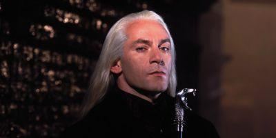 Harry Potter: Jason Isaacs Didn't Want to Play Lucius Malfoy