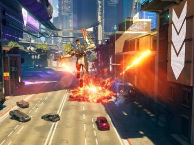 'Crackdown 3' is a bizarre blast from the past