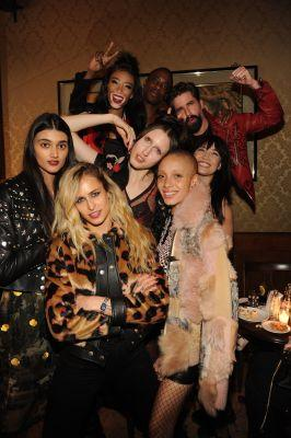 Coach Hold A Party In Milan To Celebrate Their New Store