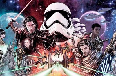 Rise of Skywalker Prequel Comic Is Coming, Check Out the Amazing