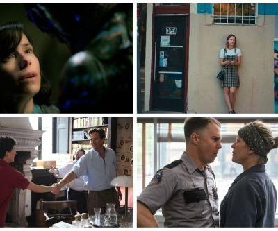 Oscar nominations 2018: 'The Shape of Water' leads with 13; 'Get Out' nominated for best picture