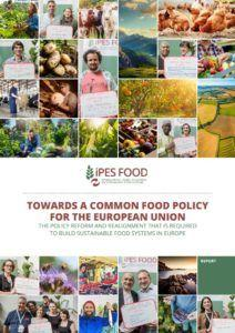 Weekend reading: A common food policy for the European Union