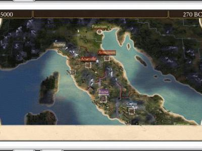 Check Out the Slick New Zoom Feature in 'Rome: Total War' for the iPhone