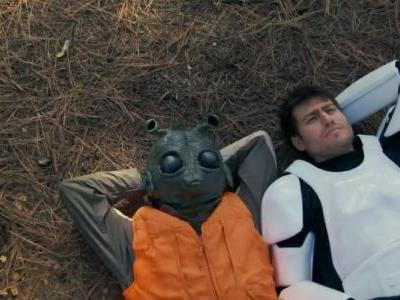 If Star Wars Were An Indie Movie It'd Look Like This