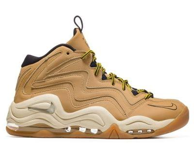 The Nike Air Pippen 1 Remixed in a Boot-Style Silhouette