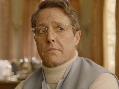 Hugh Grant Joins Guy Ritchie's Toff Guys Gangster Movie