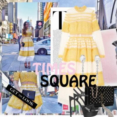My Look: Times Square