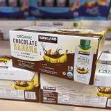 Get 10 Grams of Quick Vegan Protein With Costco Organic Chocolate Banana Almond Milk