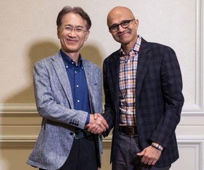 Microsoft and Sony form cloud gaming and AI strategic partnership