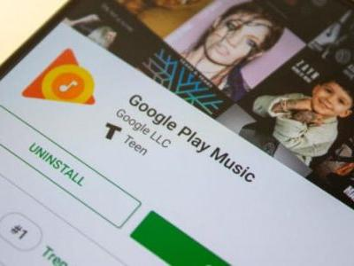Google Play Music Has Officially Started Shutting Down
