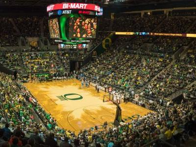 20 boldest courts in college basketball