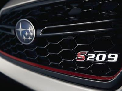 The Subaru WRX STI S209 Is All-But Confirmed For The USA