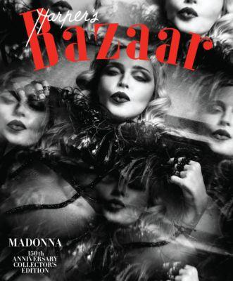 Madonna Is Our February Cover StarThe pop icon on election-night