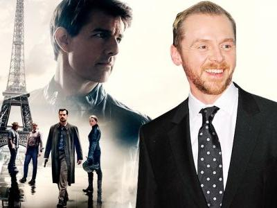 Simon Pegg on Mission: Impossible 7: Series Shows 'No Sign Of Slowing Down'