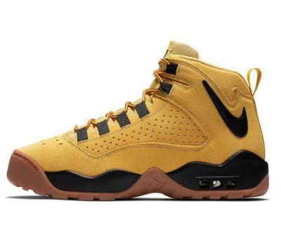 """Nike Keeps the Air Darwin Moving Forward With New """"Wheat"""" Colorway"""
