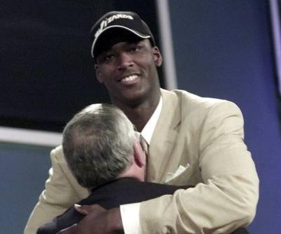 NBA bust Kwame Brown busted for weed, can't fit in cop car