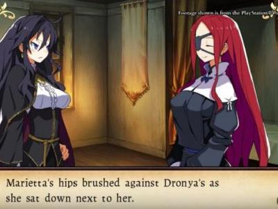 Labyrinth of Refrain: Coven of Dusk gets awkward trailer