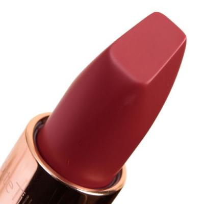 Top Dupes for Charlotte Tilbury Rose Kiss Matte Revolution Lipstick - 2018
