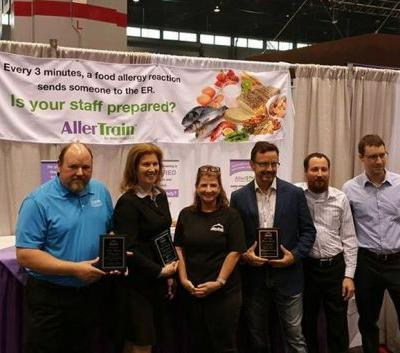 AllerTrain Hosts Second Annual Food Allergy Awards