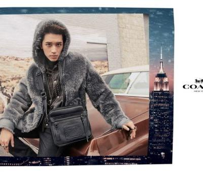 Coach Features New Must-Haves in Holiday '18 Campaign